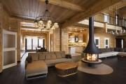 Фото 2 Деревянные дома из профилированного бруса:  проекты, преимущества и особенности строительства