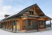 Фото 6 Деревянные дома из профилированного бруса:  проекты, преимущества и особенности строительства
