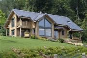 Фото 18 Деревянные дома из профилированного бруса:  проекты, преимущества и особенности строительства