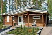 Фото 15 Деревянные дома из профилированного бруса:  проекты, преимущества и особенности строительства