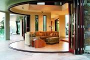 Фото 1 Стеклянные межкомнатные двери (60 фото): стильное решение интерьера
