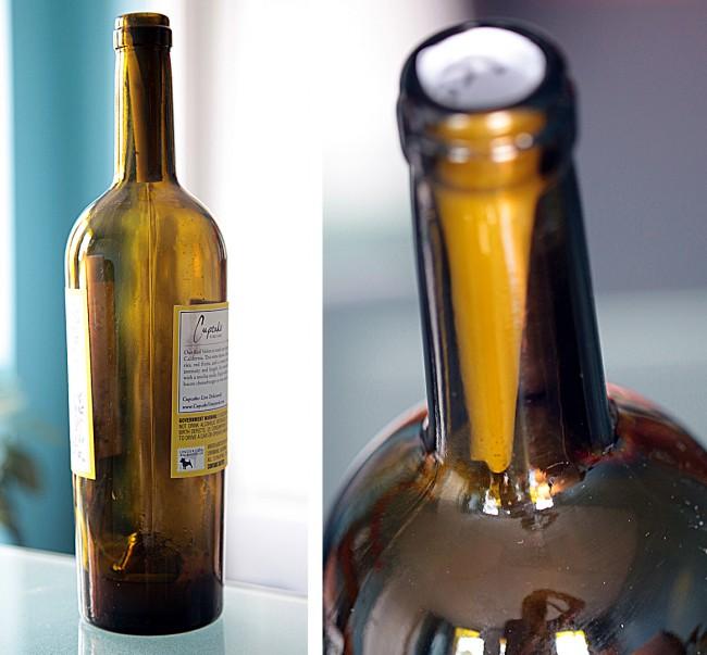 Как избавиться от мух в доме. Устойчивая, простая ловушка из подручных средств, делается из стеклянной бутылки и бумажной воронки