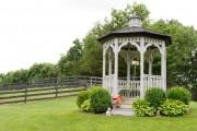 Фото 30 Красивые и простые садовые беседки: избранные идеи дизайна и проверенные варианты