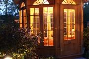 Фото 31 Красивые и простые садовые беседки: избранные идеи дизайна и проверенные варианты