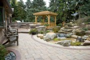 Фото 21 Красивые и простые садовые беседки: избранные идеи дизайна и проверенные варианты