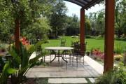 Фото 25 Красивые и простые садовые беседки: 70 фото