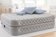 Фото 4 Надувной матрас для сна с насосом (цена, фото, рейтинг): плюсы и минусы, как выбрать