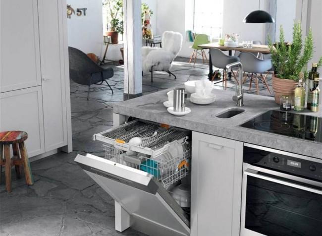 Рейтинг встроенных посудомоечных машин 45 см. Удобнее всего пользоваться посудомоечной машиной с выдвижными корзинами