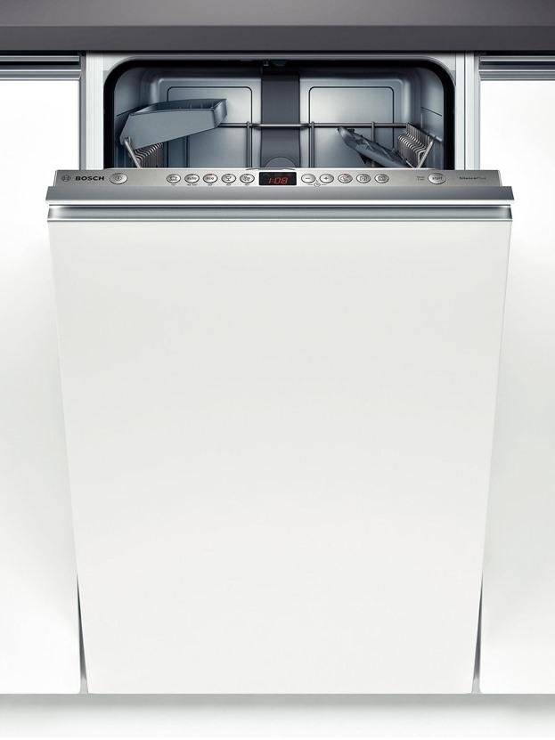 Рейтинг встроенных посудомоечных машин 45 см. Bosch SPV 53M60
