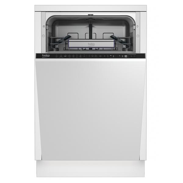 Рейтинг встроенных посудомоечных машин 45 см. Beko DIS 28020