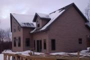 Фото 12 Виниловый сайдинг под бревно (36 фото и цены): эффектный внешний вид загородного дома