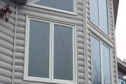 Фото 14 Виниловый сайдинг под бревно (36 фото и цены): эффектный внешний вид загородного дома