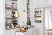 Фото 1 Дизайн кухни белого цвета: 40+ фото свежих и лаконичных дизайнерских проектов