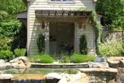 Фото 1 Дачные домики своими руками (проекты, фото): это вам под силу