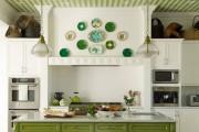 Фото 3 Дизайн кухни зеленого цвета (80+ трендовых интерьеров): модные сочетания оттенков от фисташкового и оливкового до изумруда и хаки