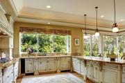 Фото 15 Интерьер кухни в частном доме: как создать эстетичное и комфортное пространство