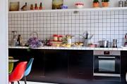 Фото 11 Отделка стен на кухне (48 фото): современные материалы и их особенности