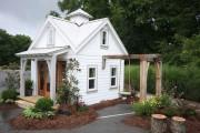 Фото 6 Дачные домики своими руками (проекты, фото): это вам под силу