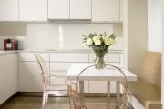 Фото 4 Дизайн кухни белого цвета: 65+ фото свежих и лаконичных дизайнерских проектов