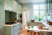 Фото 4 Дизайн кухни зеленого цвета (80+ трендовых интерьеров): модные сочетания оттенков от фисташкового и оливкового до изумруда и хаки