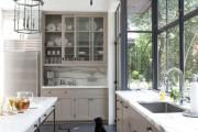 Фото 17 Интерьер кухни в частном доме: как создать эстетичное и комфортное пространство