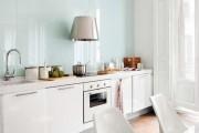 Фото 7 Отделка стен на кухне (48 фото): современные материалы и их особенности