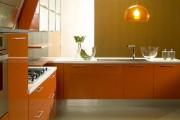 Фото 8 Оранжевые кухни: особенности цветовых комбинаций для энергичных интерьеров