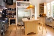 Фото 21 Интерьер кухни в частном доме: как создать эстетичное и комфортное пространство