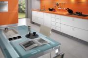Фото 9 Оранжевые кухни: особенности цветовых комбинаций для энергичных интерьеров
