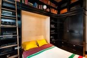Фото 4 Как преобразить малогабаритную квартиру при помощи откидной кровати?