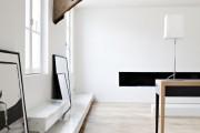 Фото 3 Минимализм в интерьере: обзор лаконичных решений для квартиры и советы дизайнеров