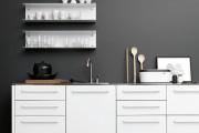Фото 17 Отделка стен на кухне (48 фото): современные материалы и их особенности