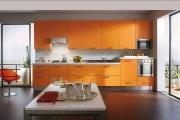 Фото 13 Оранжевые кухни: особенности цветовых комбинаций для энергичных интерьеров