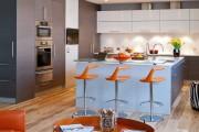 Фото 16 Оранжевые кухни: особенности цветовых комбинаций для энергичных интерьеров