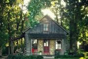 Фото 23 Дачные домики своими руками (проекты, фото): это вам под силу