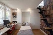 Фото 31 Как преобразить малогабаритную квартиру при помощи откидной кровати?