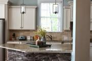 Фото 1 Отделка стен на кухне: обзор современных материалов и 90 утонченных интерьерных решений