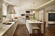 Фото 6 Интерьер кухни в частном доме: как создать эстетичное и комфортное пространство
