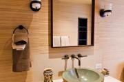 Фото 11 Бамбуковые обои в интерьере (38 фото): варианты использования, нюансы монтажа