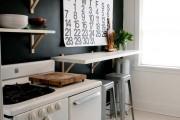 Фото 9 Отделка стен на кухне (48 фото): современные материалы и их особенности