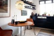 Фото 10 Отделка стен на кухне (48 фото): современные материалы и их особенности