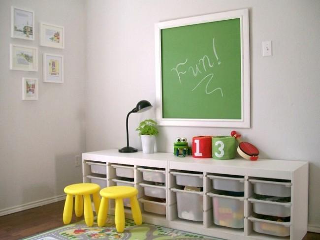 Зеленая доска сделает процесс обучения более увлекательным