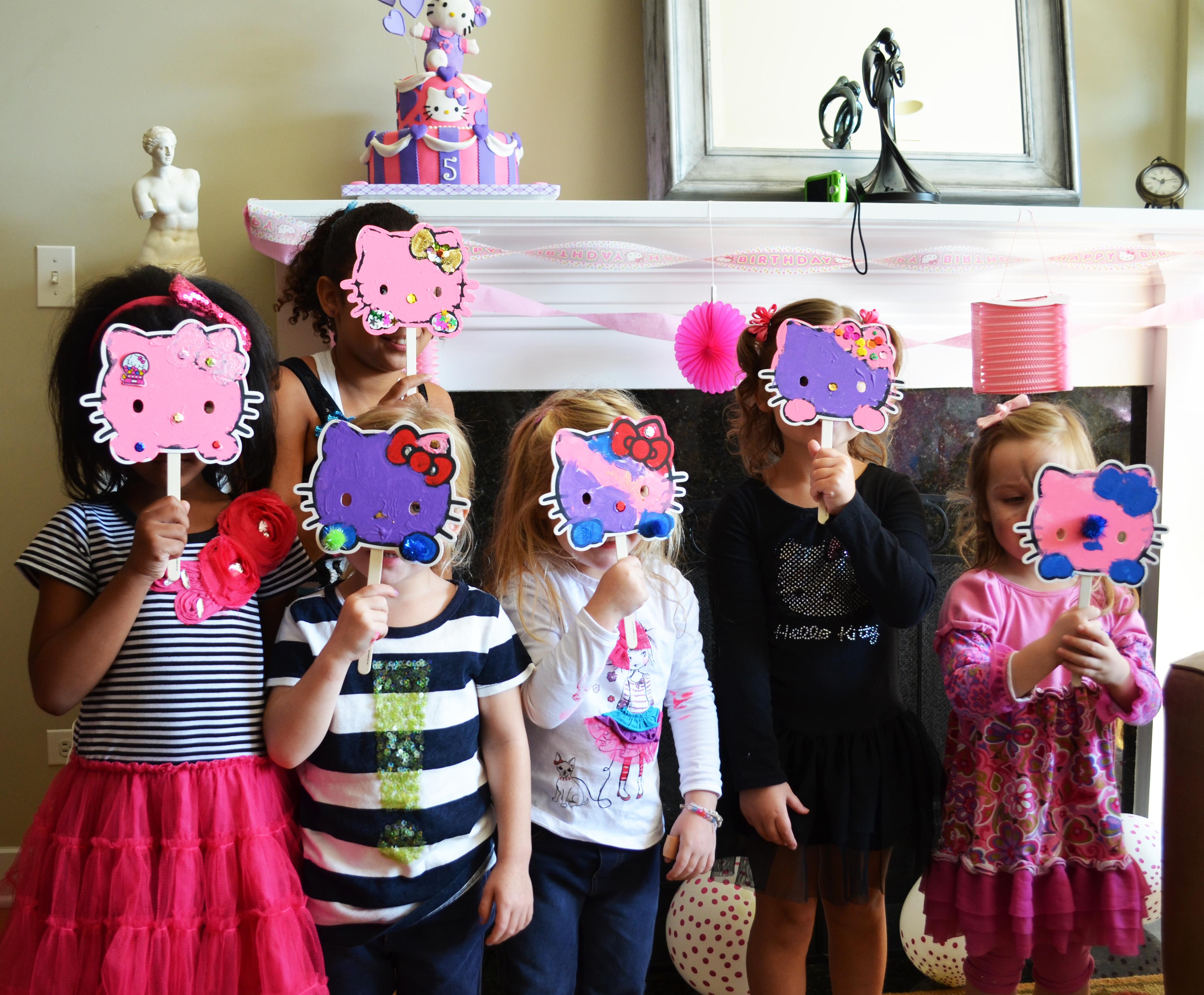 Праздник для детей своими руками