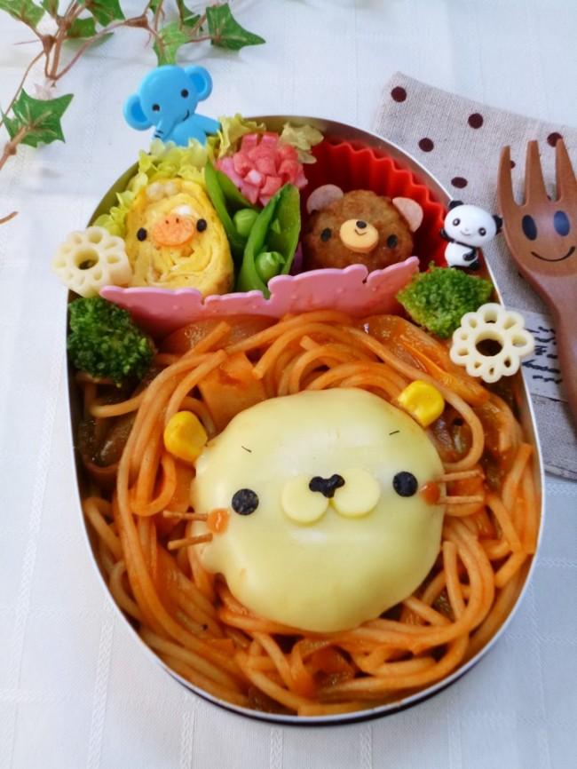 Неординарные блюда в виде зверей придутся по вкусу и настроению ребятам
