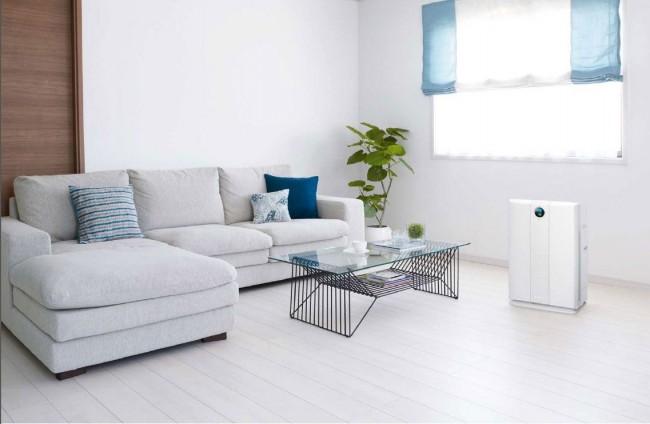 Каждый воздухоочиститель рассчитан на определенную площадь помещения, поэтому важно определиться с размером комнаты