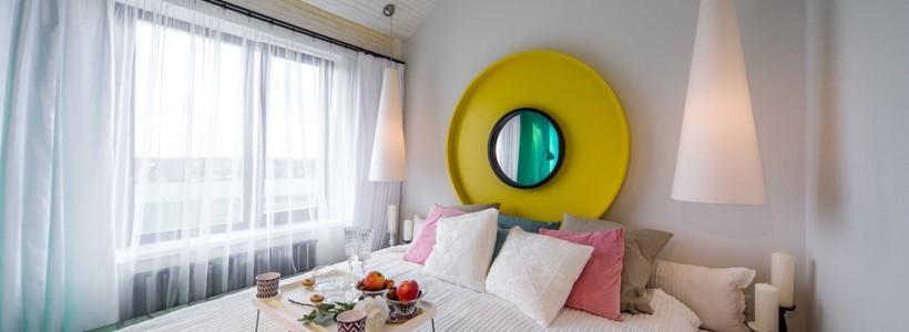 Дизайн спальни 2017 года: самые интересные новинки (76 фото)