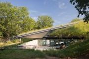 Фото 16 Edgeland House: урбанистическая землянка от студии Bercy Chen