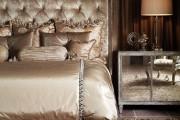 Фото 7 Спальня в стиле арт-деко (55+ фото): роскошь и уют