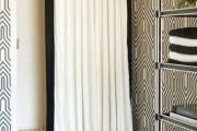 Фото 9 Черно-белая ванная комната (56 фото): шик и оригинальность в вашем доме