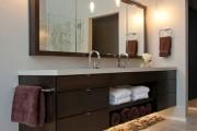 Фото 16 Освещение в ванной комнате: выбираем оптимальный световой сценарий